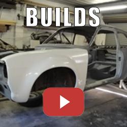 M1 Escort Build Videos