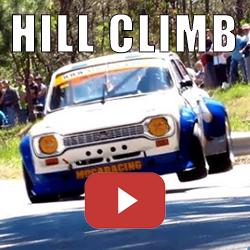 Hill Climb Mk1 Ford Escort