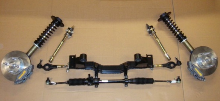 Escort Mk1 Suspension